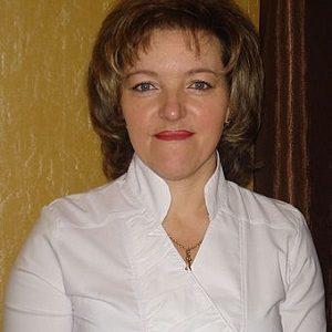 Селютіна                                         Валентина Павлівна